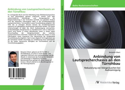 Anbindung von Lautsprecherchassis an den Türrohbau