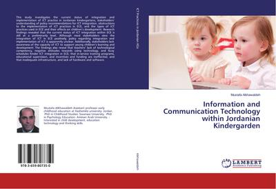 Information and Communication Technology within Jordanian Kindergarden