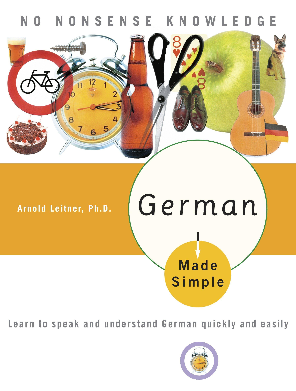 German Made Simple - Arnold Leitner -  9780767918602