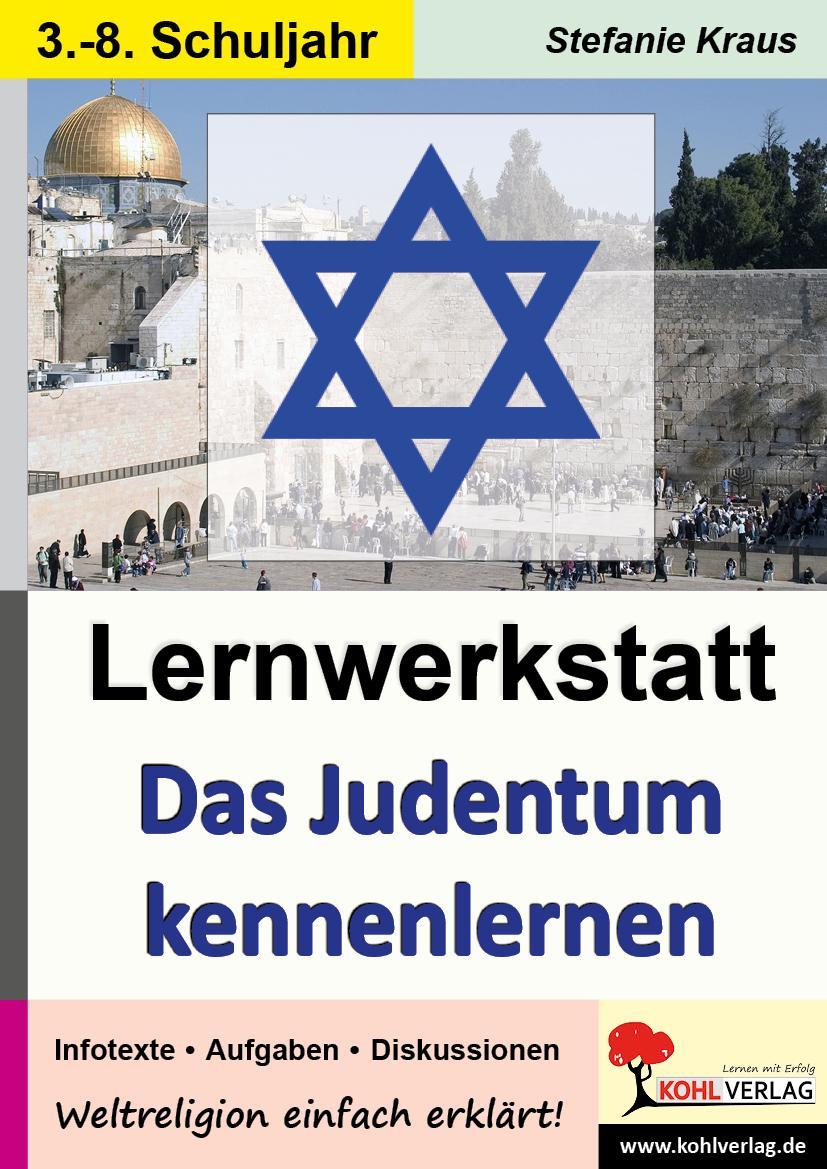 Das Judentum kennen lernen - Lernwerkstatt Stefanie Kraus