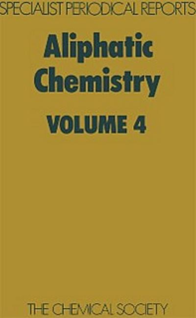 Aliphatic Chemistry