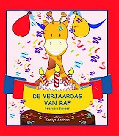 De Verjaardag Van Raf