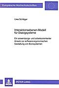 Interaktionsebenen-Modell für Dialogsysteme