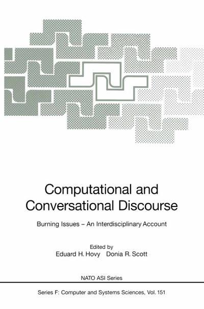 Computational and Conversational Discourse