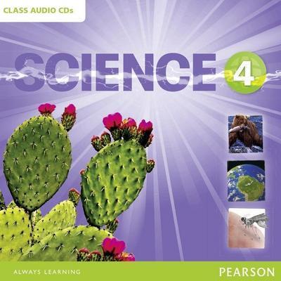 Science 4 Class CD