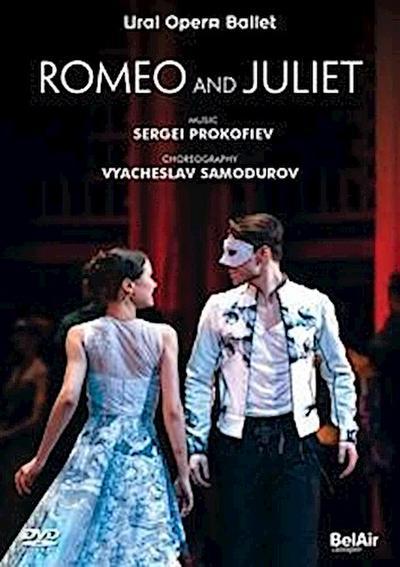 Romeo und Julia, 1 DVD