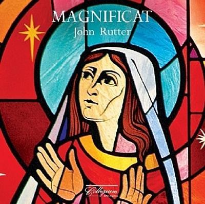 Magnificat, 1 Audio-CD