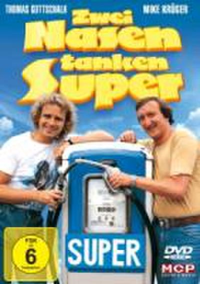 Zwei Nasen tanken Super - MCP Sound & Media Gmbh - DVD, Deutsch, Various, ,