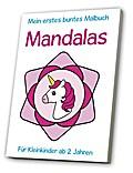Malbuch für Kleinkinder: Mandalas