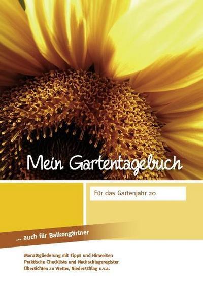 Mein Gartentagebuch - sonnenwarm -