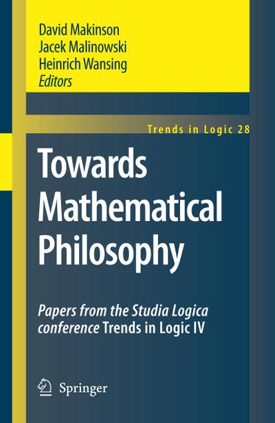 Towards Mathematical Philosophy