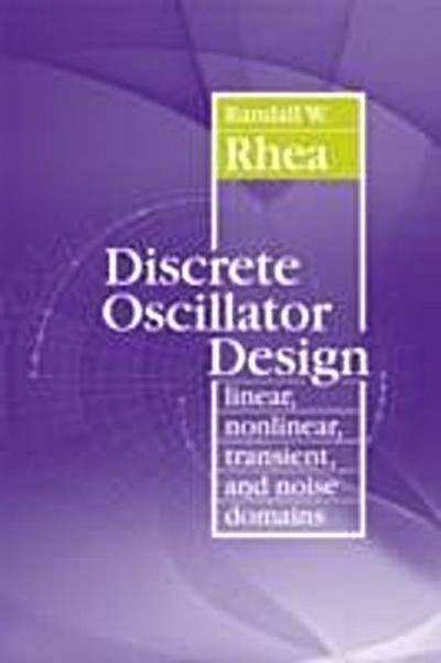 Discrete Oscillator Design