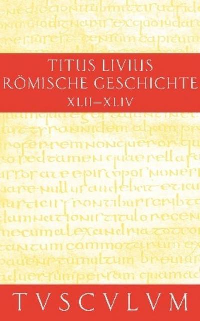Römische Geschichte X/ Ab urbe condita X