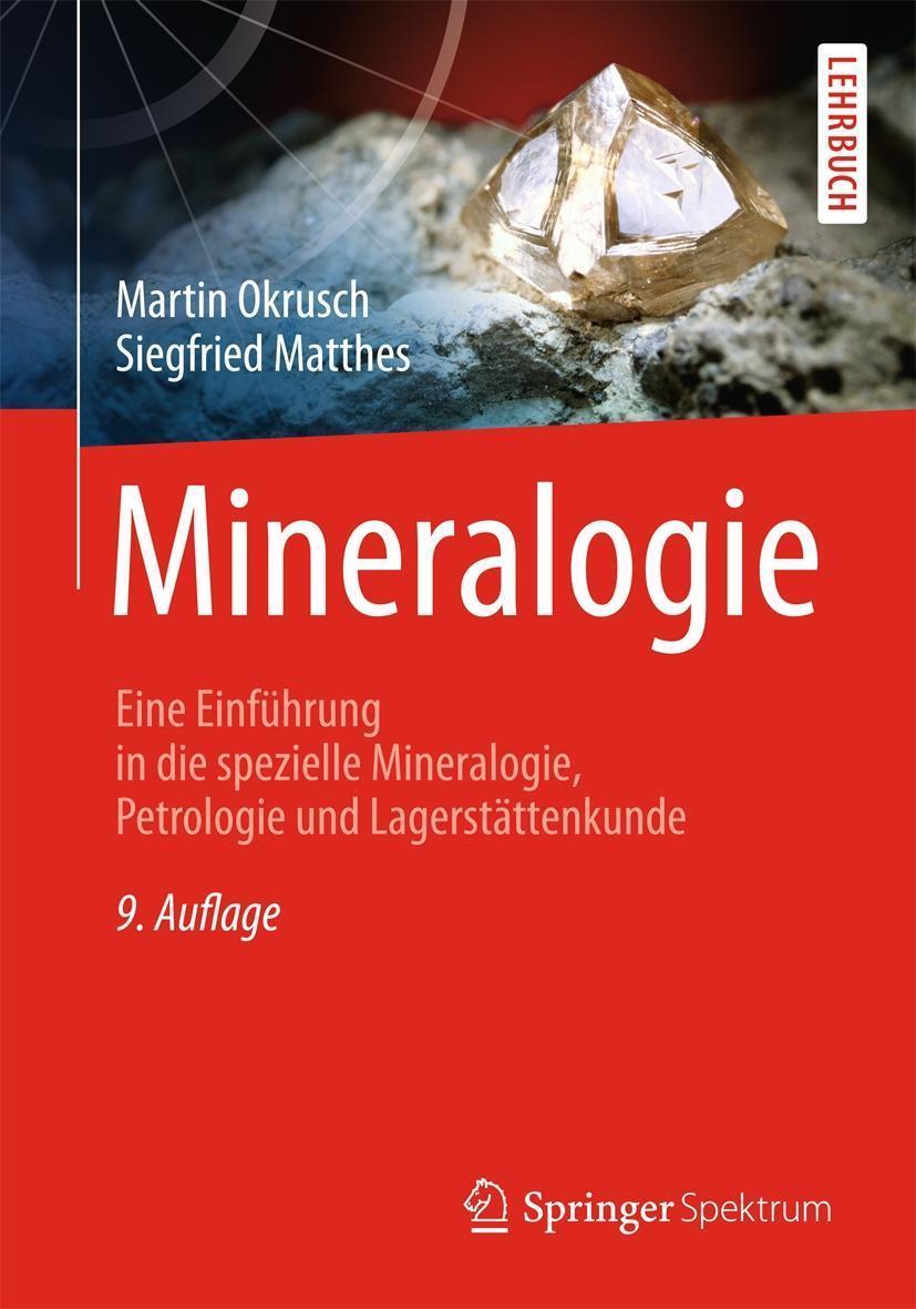 Mineralogie Martin Okrusch