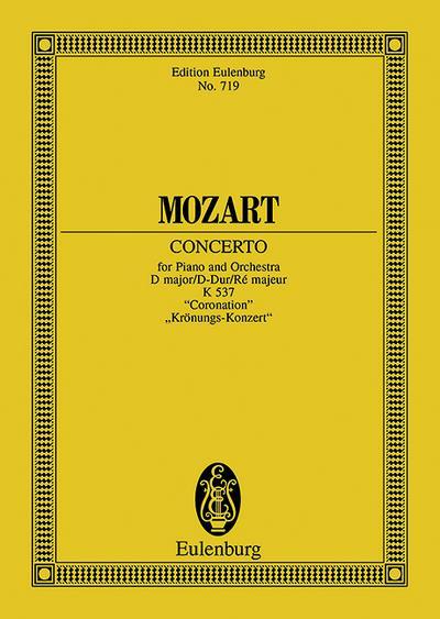 Konzert Nr. 26 D-Dur