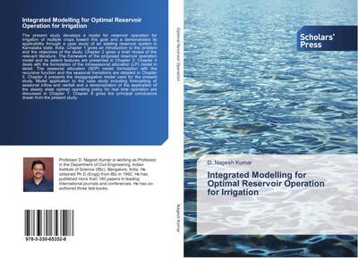 Integrated Modelling for Optimal Reservoir Operation for Irrigation