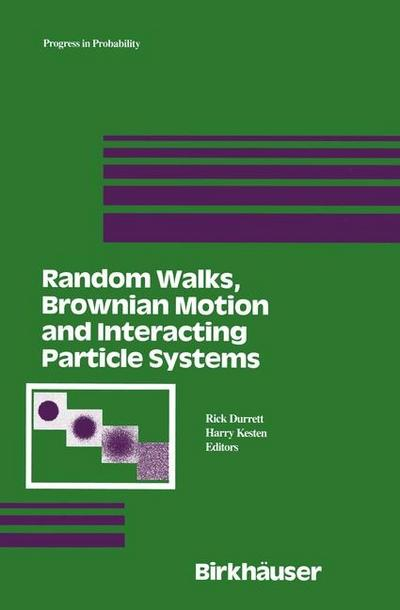 Random Walks, Brownian Motion, and Interacting Particle Systems