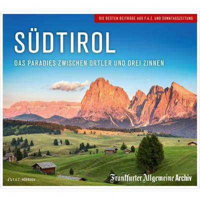 Südtirol, 2 Audio-CDs