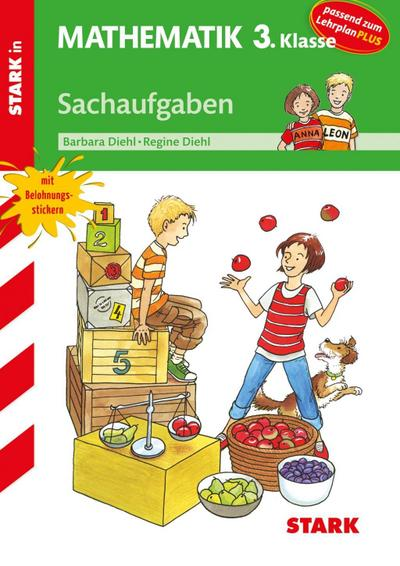 STARK Training Grundschule - Sachaufgaben 3. Klasse