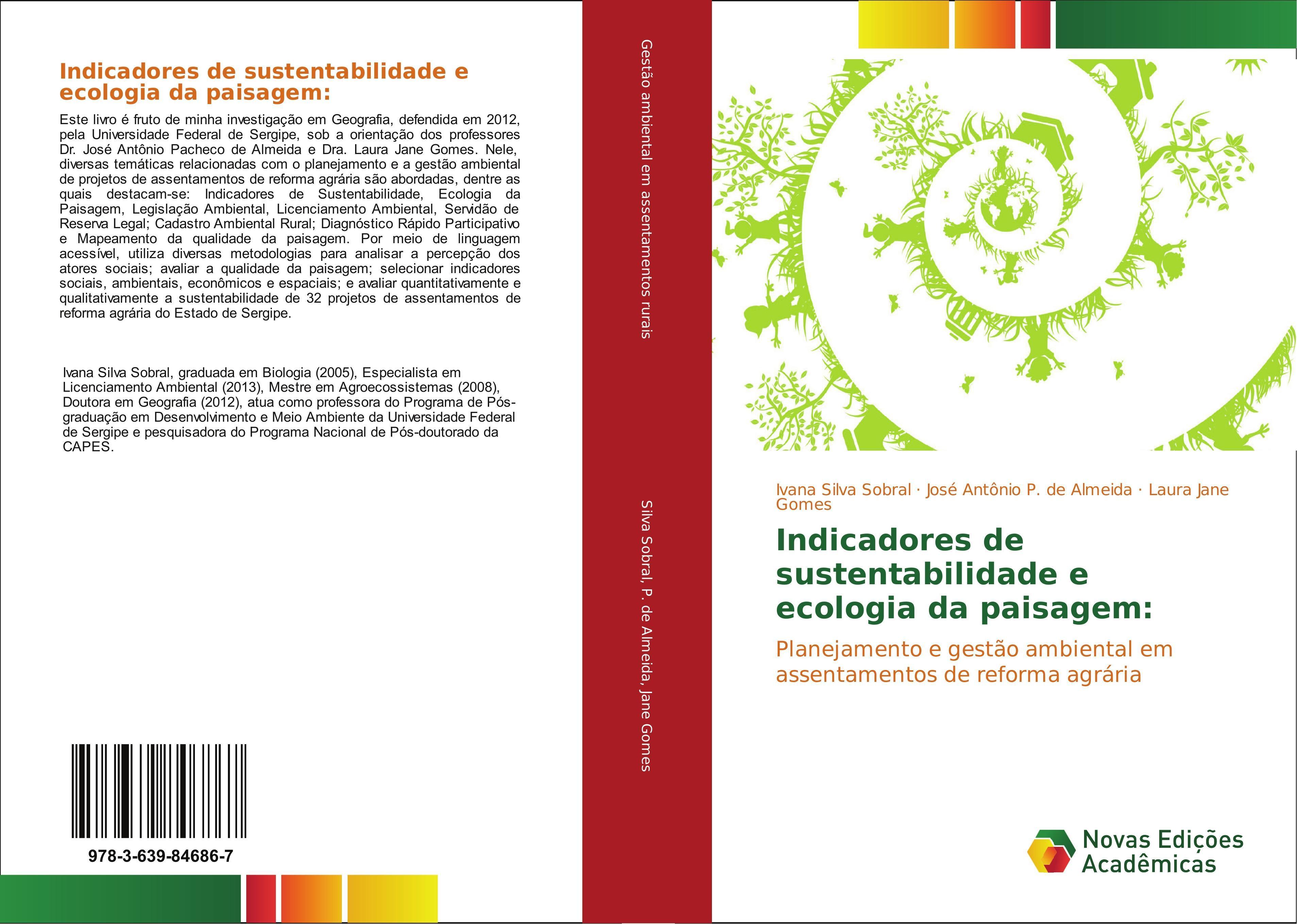 Ivana Silva Sobral / Indicadores de sustentabilidade e ecolo ... 9783639846867