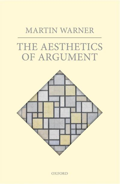 The Aesthetics of Argument
