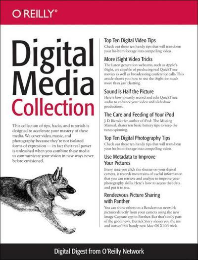 Digital Media Collection