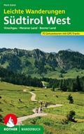 Leichte Wanderungen Südtirol West