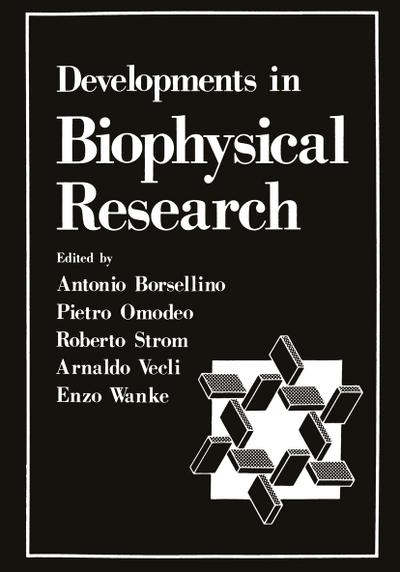 Developments in Biophysical Research
