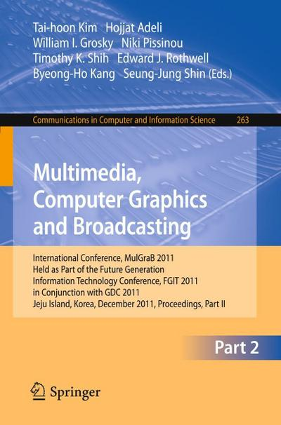 Multimedia, Computer Graphics and Broadcasting, Part II