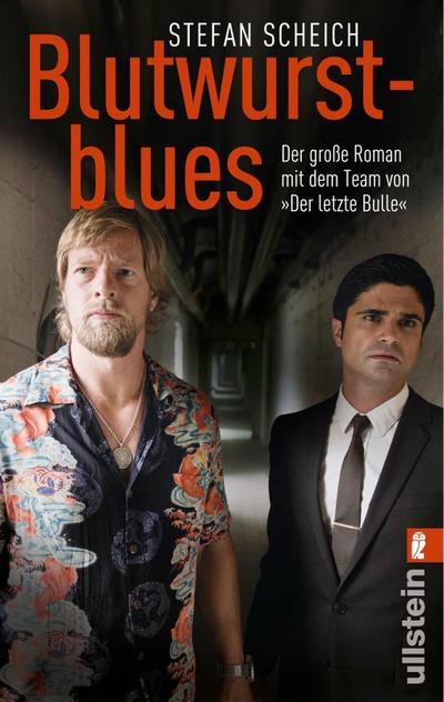 Blutwurstblues. Ein Mick-Brisgau-Krimi: Der große Roman mit dem Team von Der letzte Bulle