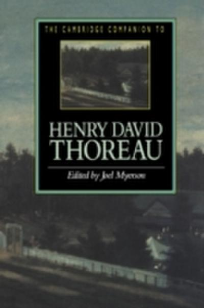 Cambridge Companion to Henry David Thoreau