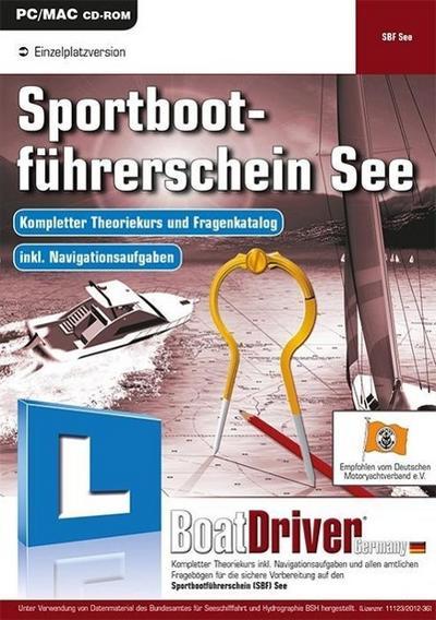 BoatDriver Germany - Sportbootführerschein See