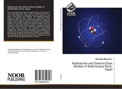 Radioactive and Gamma Dose Studies of Sedimentary Rock, Egypt