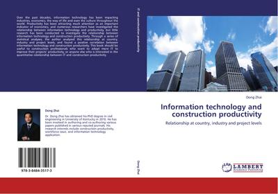 Information technology and construction productivity