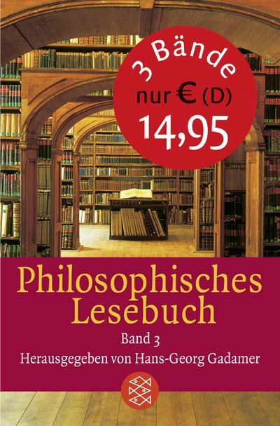 Philosphisches Lesebuch