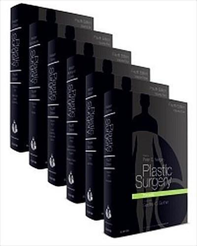 Plastic Surgery: 6-Volume Set