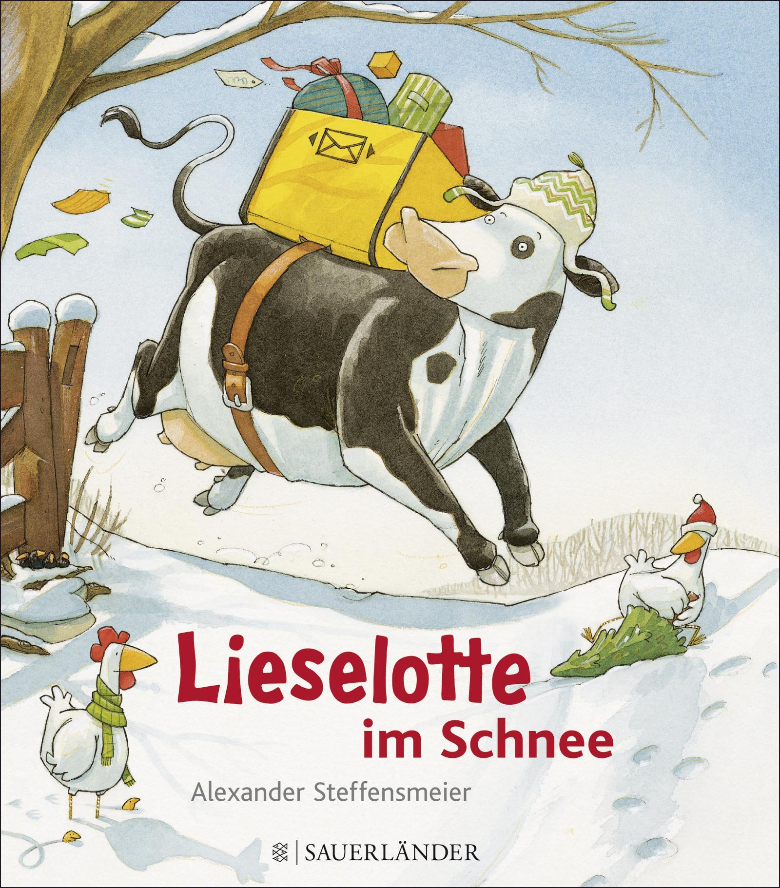 Lieselotte im Schnee Mini, Alexander Steffensmeier