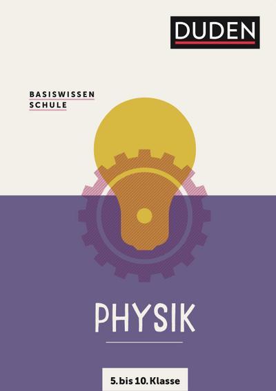 Basiswissen Schule - Physik 5. Klasse bis 10. Klasse
