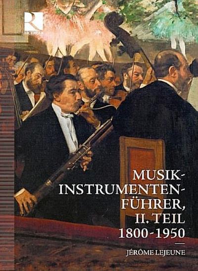 Musikinstrumentenführer, Buch + 8 Audio-CDs. Tl.2