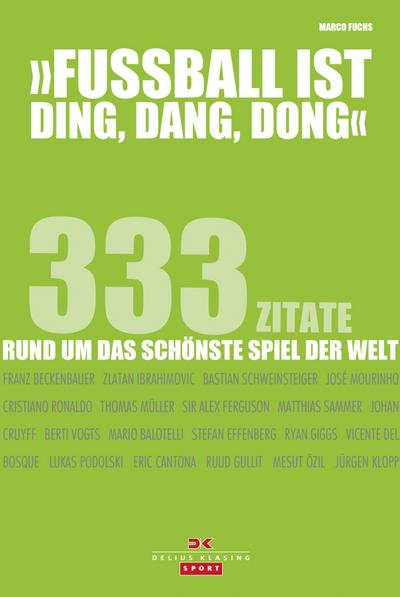 Fußball ist ding, dang, dong