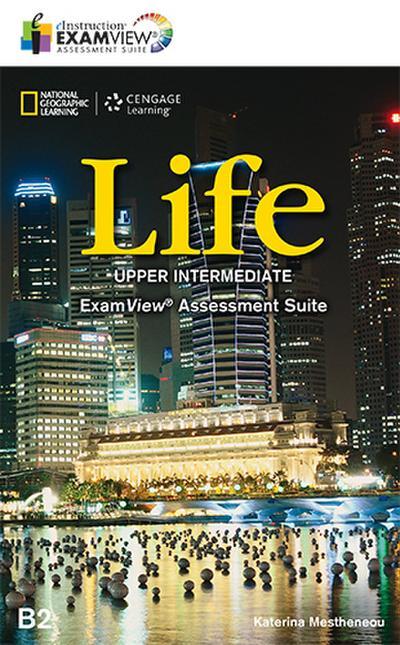 Life - First Edition B2.1/B2.2: Upper Intermediate - ExamView CD-ROM