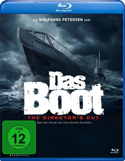 Das Boot - Director's Cut (Das Original) BD