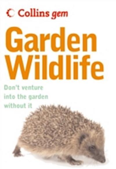 Garden Wildlife (Collins Gem)