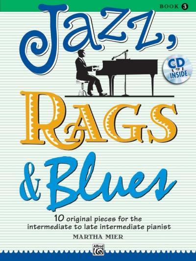 JAZZ RAGS & BLUES 3