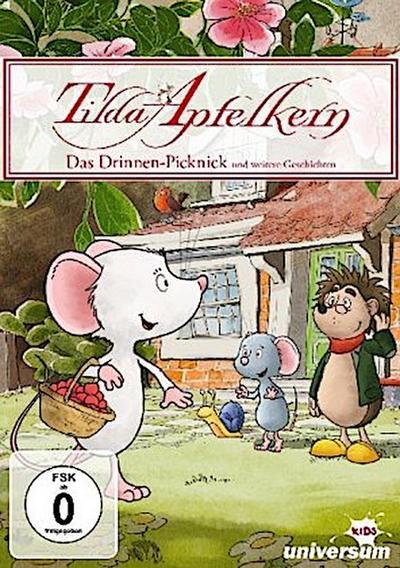 Tilda Apfelkern, 1 DVD