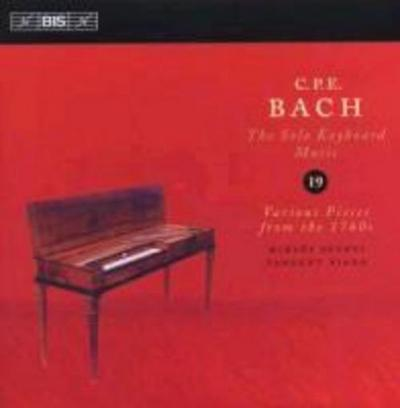 Werke Für Klavier Solo Vol.19