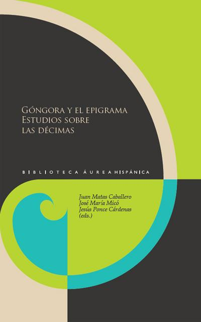 Góngora y el epigrama.