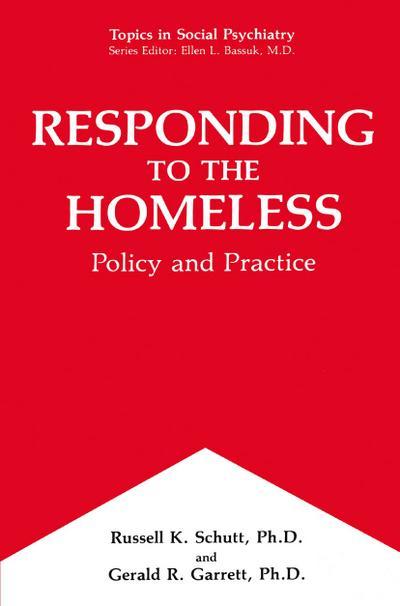Responding to the Homeless