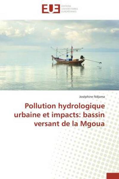 Pollution hydrologique urbaine et impacts: bassin versant de la Mgoua