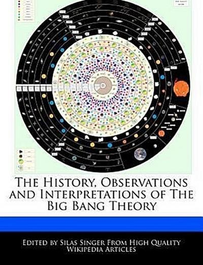The History, Observations and Interpretations of the Big Bang Theory